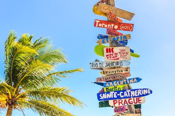 Planear viaje nacional e internacional