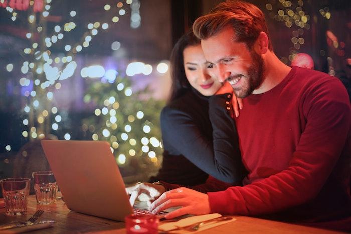 Comprar online en época navideña