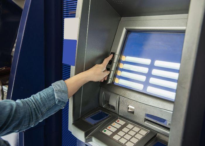 Dinero en efectivo Cuarentena