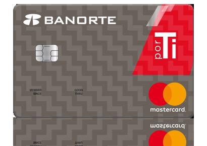 Tarjetas de crédito banorte