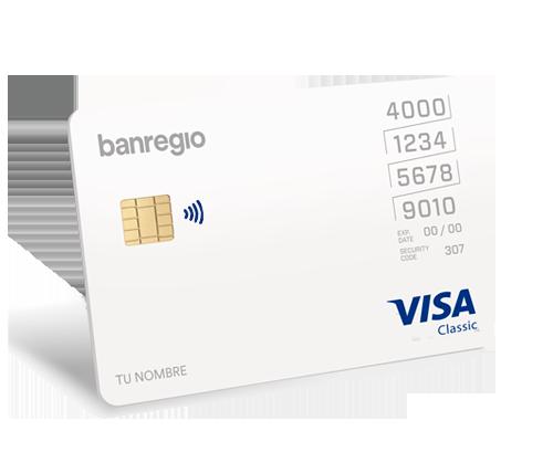 Tarjeta de crédito Banregio Básica